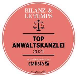 Top Anwaltskanzlei 2021